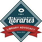 Cycling for Libraries logo