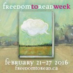 Freedom to Read Week 2016 banner