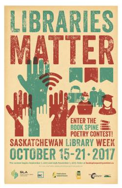 Saskatchewan Library Week 2017