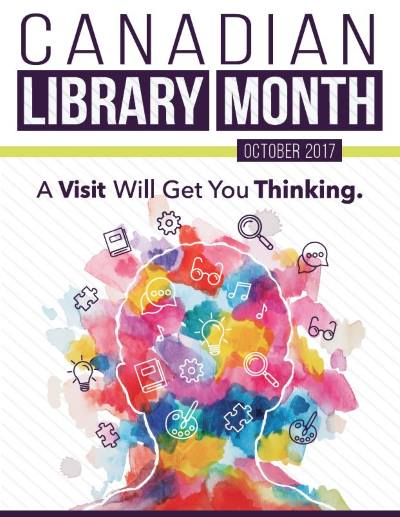 Canadian Library Month 2017