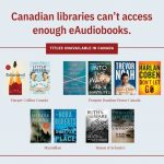 Canadian Urban Libraries Council (CULC) Launches #eContentForLibraries Campaign