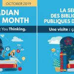 Promotional Materials Available for Canadian Library Month, Provincial Library Weeks