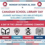 Canadian School Library Day 2020