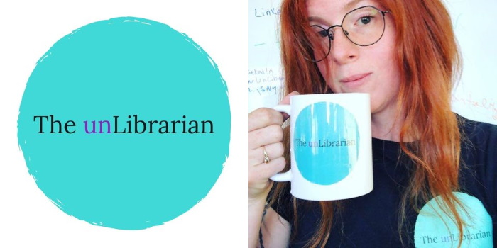 In Business with Amanda Horsman and The unLibrarian